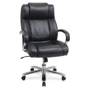 llr99845 lorell big and tall leather chair with