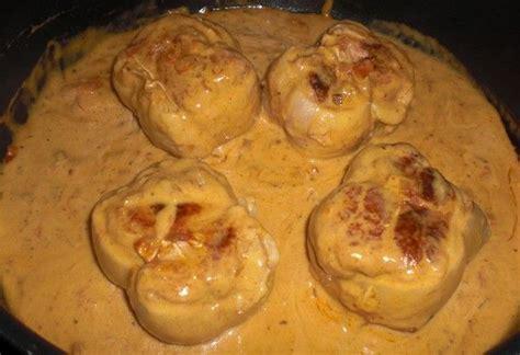 cuisiner paupiettes de porc 17 mejores ideas sobre paupiette de dinde en