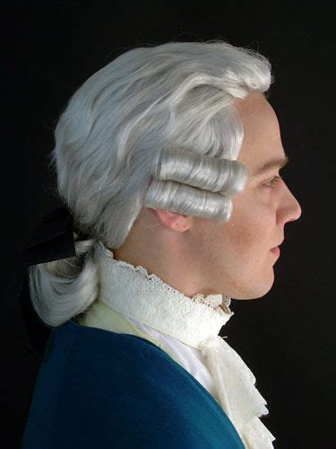 man s wig 18th century this wig i can respect the color