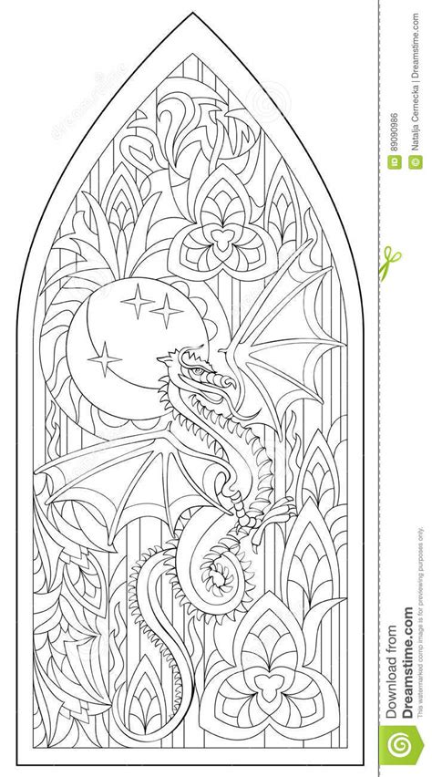 Coloring Vector by Page With Black And White Drawing Of Beautiful