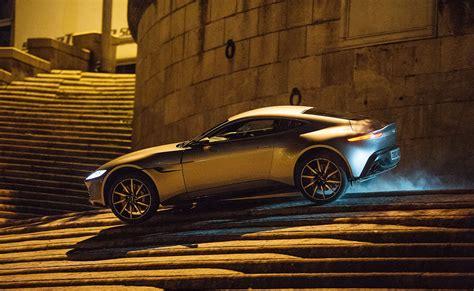 Aston, Jaguar, And The Truth About Bond, Car+ November