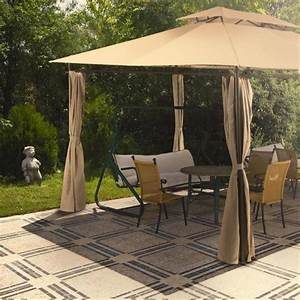 Tente De Jardin Pas Cher : blumfeldt grandezza tente pavillon de jardin 3x4m acier ~ Dailycaller-alerts.com Idées de Décoration