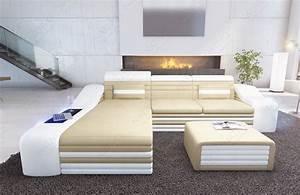 Couch Mit Beleuchtung : ledersofa mirage mini bei nativo m bel oesterreich ~ Frokenaadalensverden.com Haus und Dekorationen