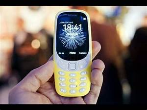 Nokia 3310 (2017) Price and Specification (Rs. 3,500 ...