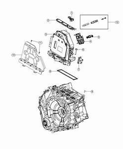 Chrysler Pacifica L Hybrid Fuse  Power Inverter Module
