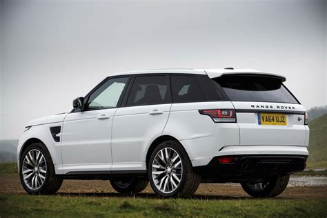Land Rover Range Rover Sport Svr Review (2015  ) Parkers
