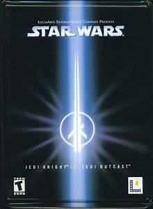 Star Wars Jedi Knight Ii Jedi Outcast Collectoru002639s