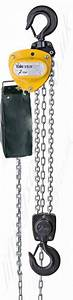 Yale Vsiii  Vs3  Hand Chain Hoist  Hook Suspended