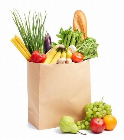 Grocery Transparent Bag Vegetable Groceries Vegetables Fruit