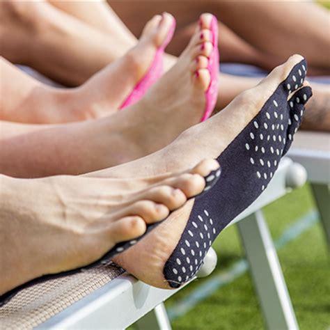 pair waterproof feet sticker foot stick  soles sticky