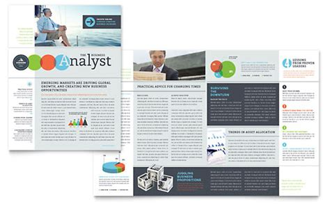 business newsletter templates newsletter designs layouts