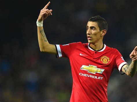 Man Utd Agree £445m Di Maria Sale To Psg Goalm