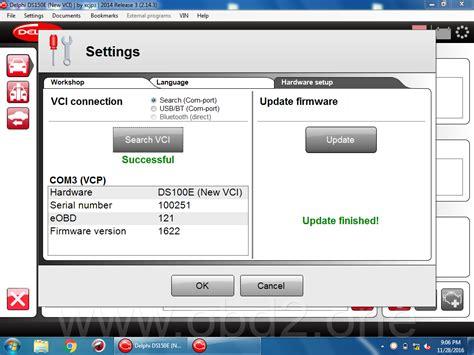 Autocom, Delphi and WOW modified and original firmware ...
