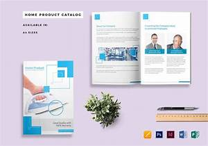 48 professional catalog design templates psd ai word for Sample product catalogue template