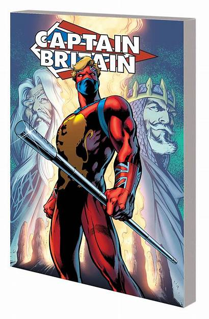 Captain Britain Legend Legacy Tp Comics Alan