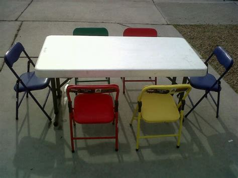 table rentals chair rentals glendale
