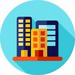Icons Icon Office Block Flaticon Flat Buildings