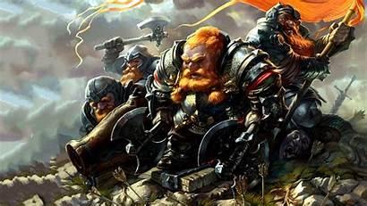 Berserker Dwarfs Dwarf Wallpapers Background Fate Zero