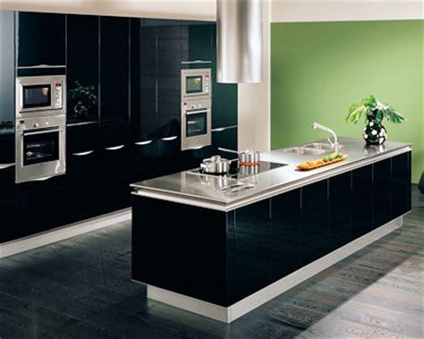 cuisine ikea noir cuisine noir laque ikea