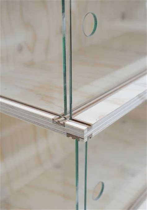 glass and wood connection   Design   Pinterest   Cabinets