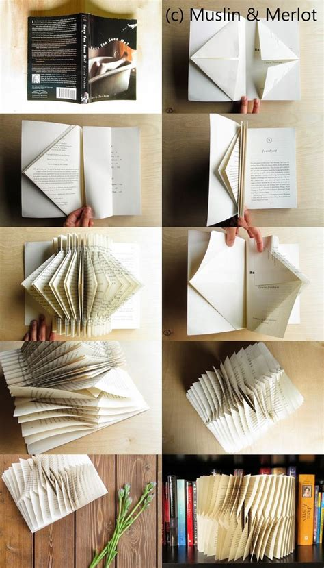 books for decoration 25 best ideas about book folding on folded