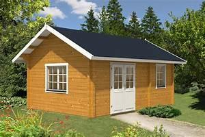 Wochenendhäuser Aus Holz : gartenhaus mit satteldach aus holz jetzt bis zu 50 reduziert ~ Frokenaadalensverden.com Haus und Dekorationen