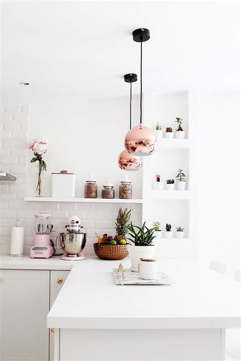 small white kitchen before after cococozy