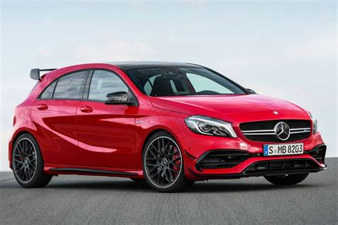 Unveiled in 2019, it slots above the amg. Rumeurs sur la prochaine génération de Mercedes A 45 AMG pour 2019