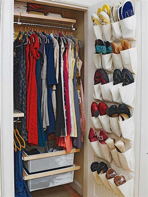 How To Organize A Clothes Closet by How To Organize Clothes