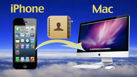 how to transfer photos from iphone to imac how to sync contacts from iphone 6 to imac