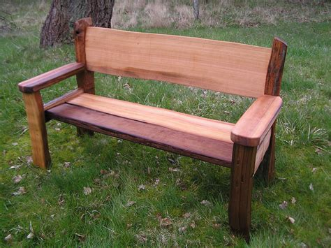 Benches : Cedar Sustainable Woodwork
