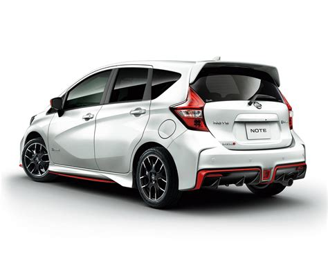 nissan japan nissan note e power nismo hits japan retails from 21 330