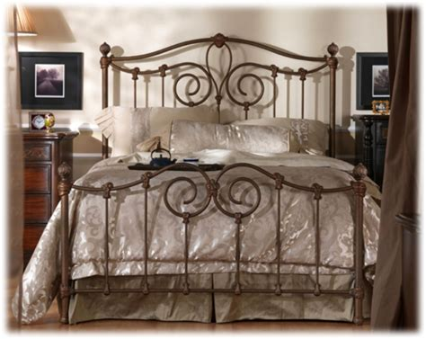 wesley allen iron beds complete aspen headboard and