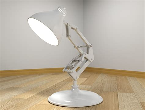 Pixar Luxo Jr L Collection by Luxo Jr On Behance