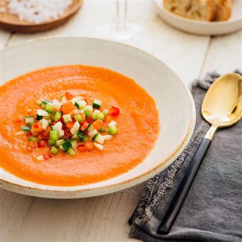 gazpacho andaluz recette hagen grote gmbh