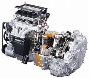 2003 Honda Civic Hybrid 1 3l 4-cylinder Engine   Pic    Image