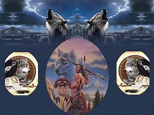 Jerry's Native American wallpaper page