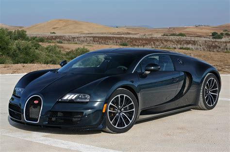 Bugatti Veyron Super Sport Stripped Of World's Fastest Car