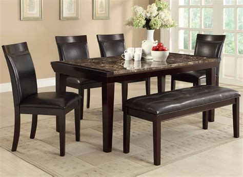 wrap around bench kitchen table chicago quality furniture stores dining set with bench