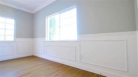 Wainscoting Installation by Picture Frame Wainscoting Installation Renocompare
