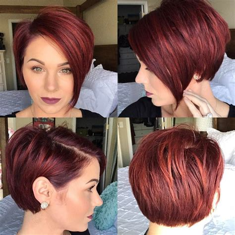 funky haircuts 1 714 likes 37 comments bonnie angus kiss and 1714