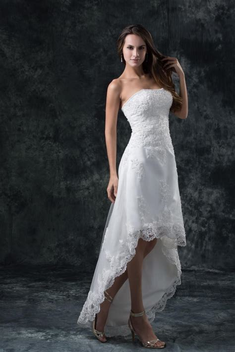 honey qiao modest high  country style lace wedding