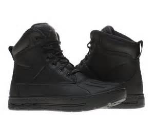 Nike ACG Woodside Boots Black