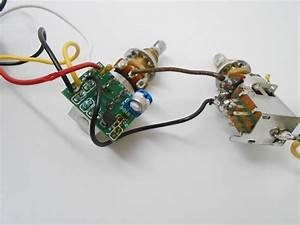Gibson Usa Les Paul Traditional Pro Ii Wiring 2v 2t Push  Push
