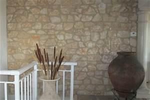 Pierre Pour Mur Intérieur : pierres et decor pierre de parement mural habillage de mur ~ Melissatoandfro.com Idées de Décoration