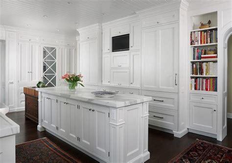 floor to ceiling kitchen cabinets tv niche transitional kitchen exquisite kitchen design 6652