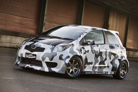 modified toyota yaris picture number