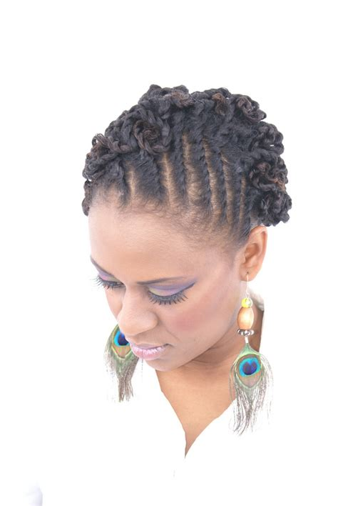Twists Updo Hairstyles Americans by American Wedding Hairstyles Hairdos Gorgeous