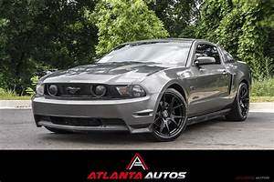 Used 2010 Ford Mustang GT For Sale ($16,999) | Atlanta Autos Stock #118741