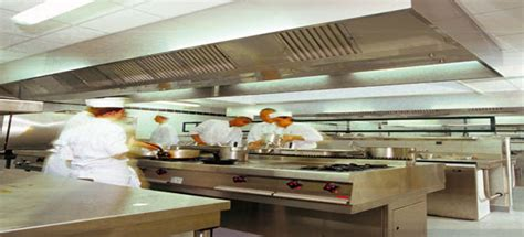 hotte ventilation cuisine professionnelle règles de conception d 39 une cuisine professionnelle